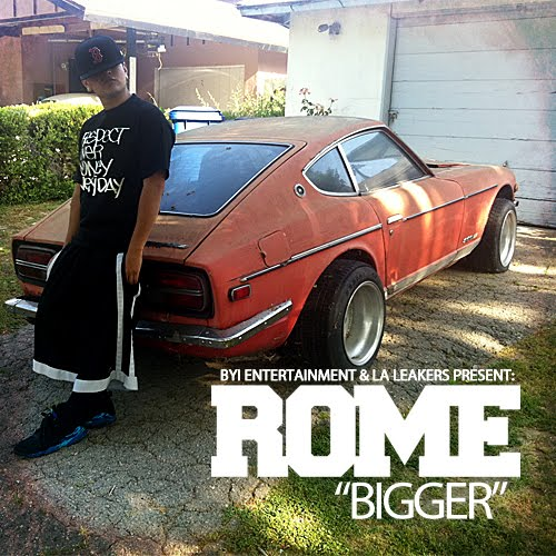 Lyrics: Rome - Bigger