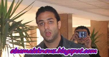 أحمد حسام ميدو المدير الفني لنادي الزمالك