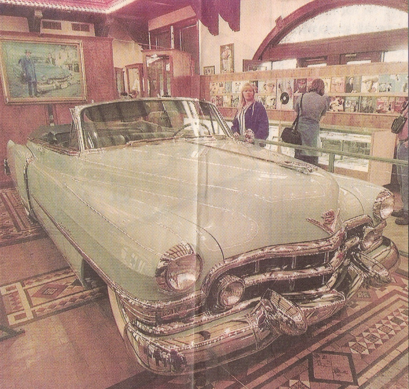 Sad Story To Tell This Is Hank Williams Last Car The In Which
