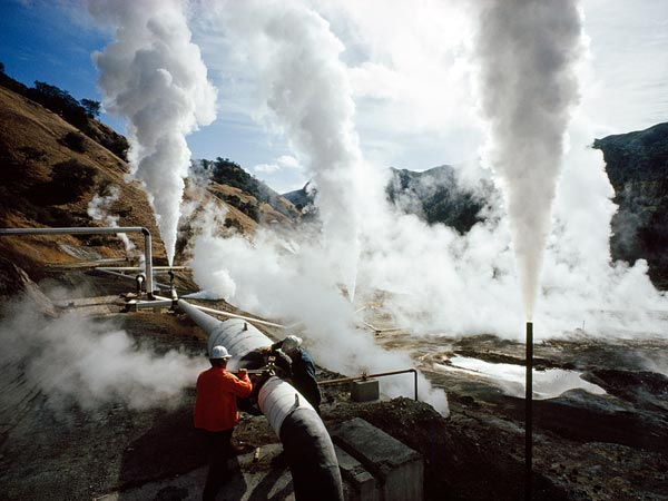 Interesting energy facts: Geothermal energy – Quick facts