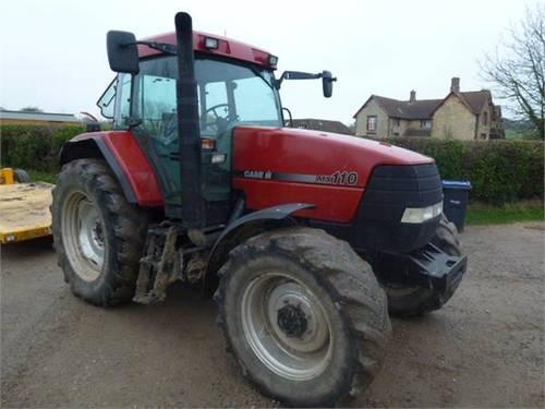 Case Tractor Mx110 : Ebay scam hunter case ih mx