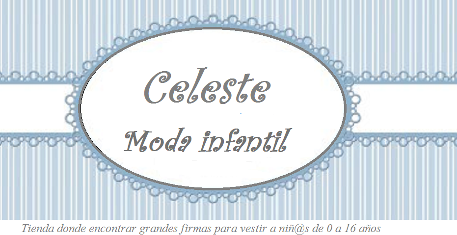 CELESTE MODA INFANTIL