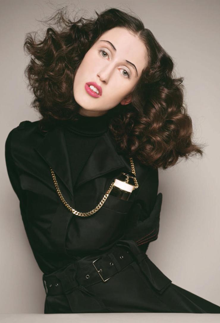 Beauty Queens: Fashion Model @  Brigitte Niedermair for Harper's Bazaar UK May 2015