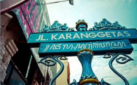 Jl. Karanggetas - Cirebon