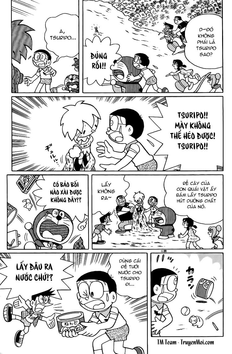 Truyện tranh Doraemon Dài Tập 25 - Nobita và truyền thuyết thần rừng trang 215