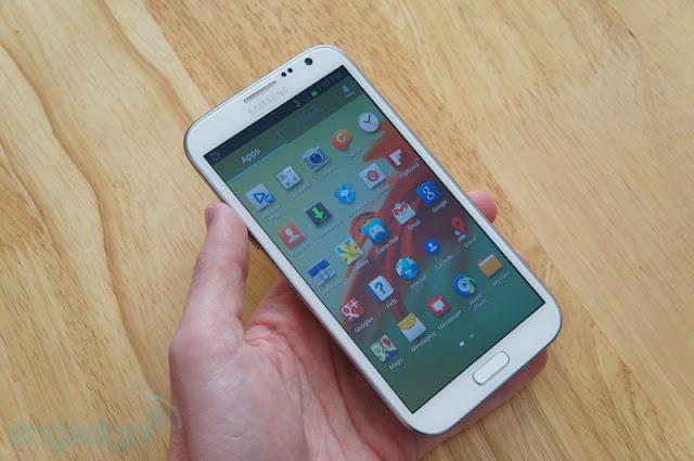 dsc02167 Samsung Galaxy Note 2 İncelemesi