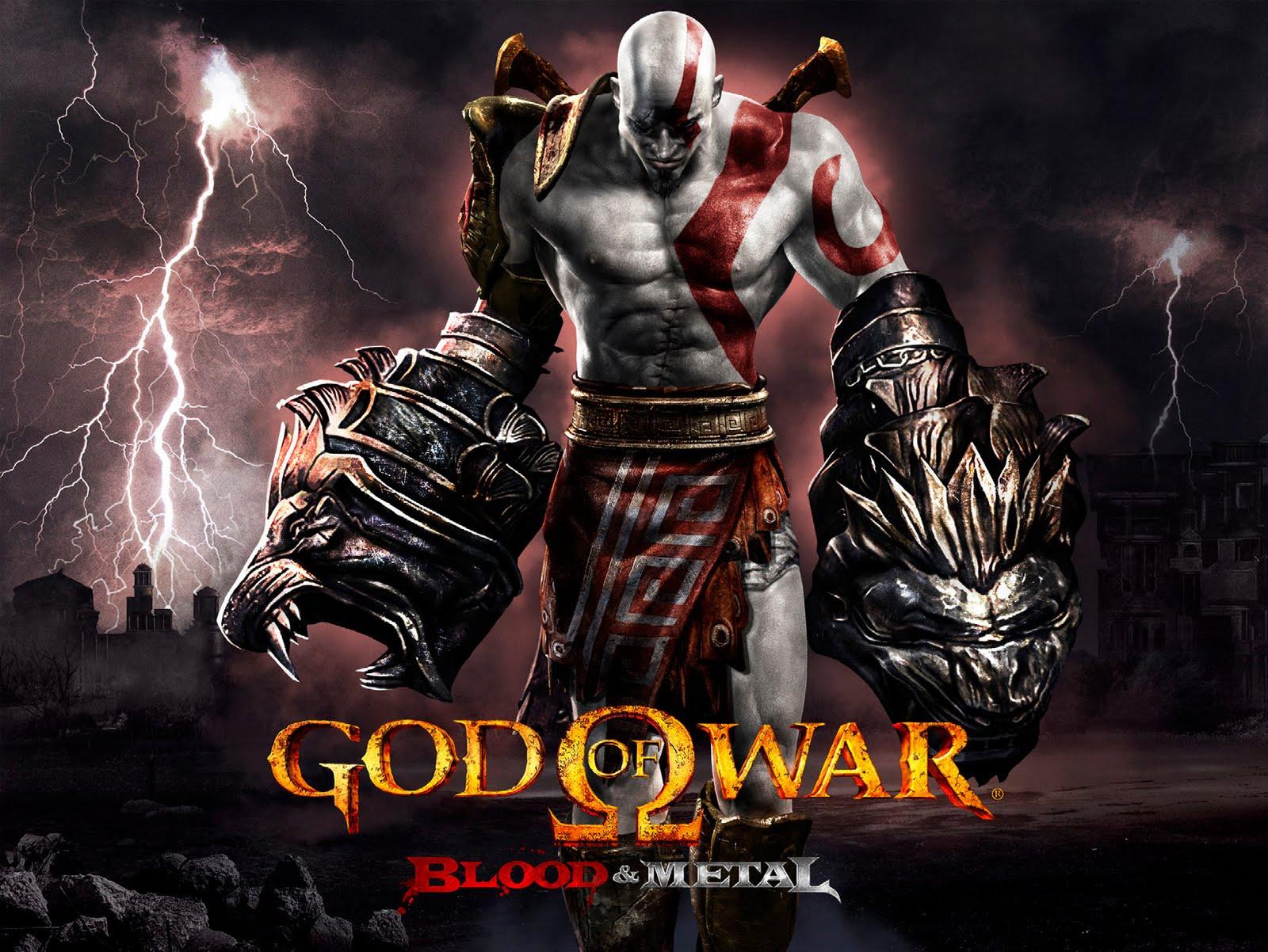 Gamesnainy god of war iv - God of war wallpaper hd 3d ...