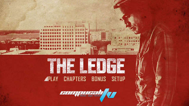 The Ledge DVDR NTSC Español Latino