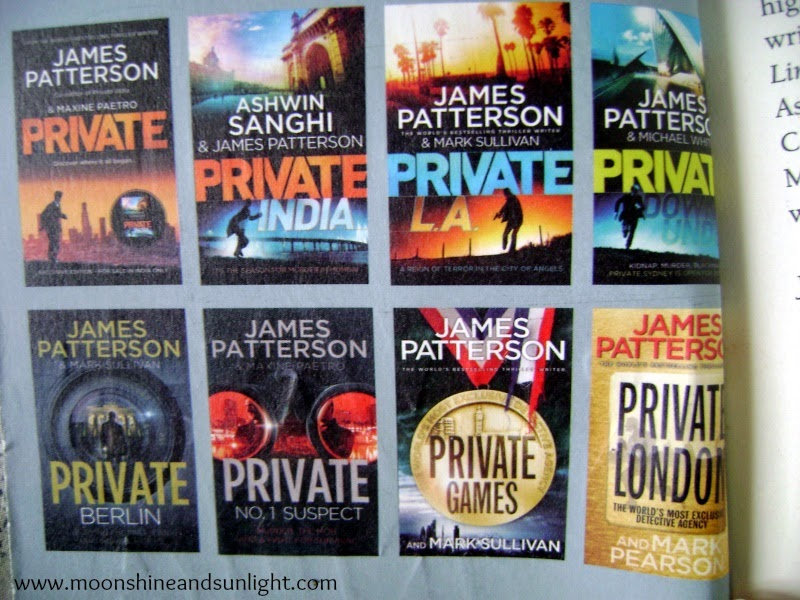 Private India by Ashwin Sanghi and James Patterson | Book review