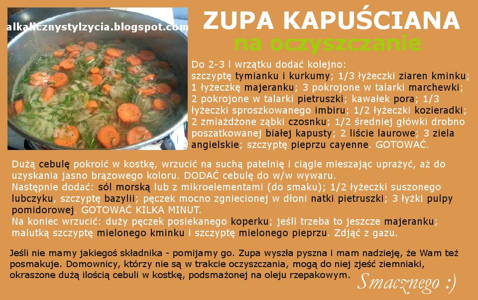 Dieta Odchudzajaca Oczyszczajaca Pora Cebuli Zupa Pabooturo Ga