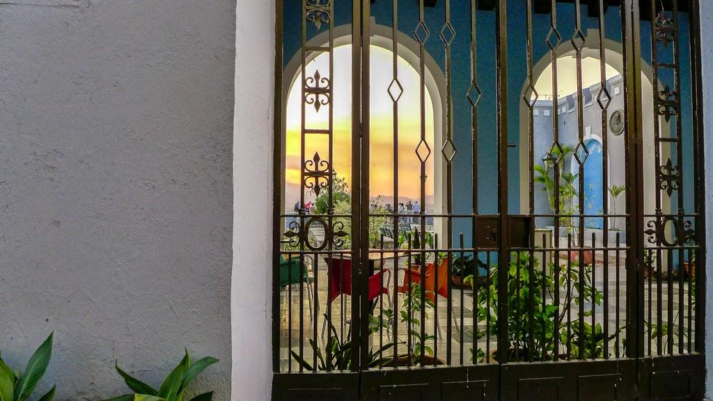 Santiago de Cuba Velasquez terrace