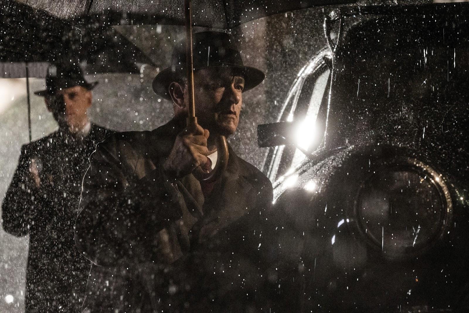 Tom Hanks en El puente de los espías