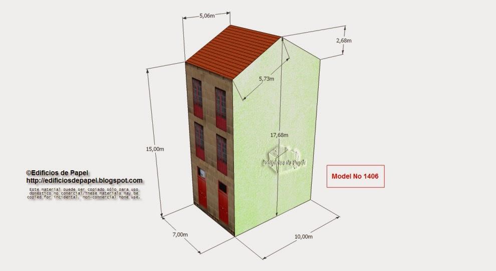Edificios de Papel - Edificio Granito 2