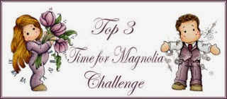 time for magnolia challenge top 3!!