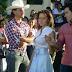 """Angelique Boyer y David Zepeda... ¡iniciaron grabaciones de """"Cañaveral de Pasiones""""!"""