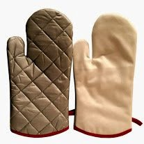Oven Mitts - A Pair Review