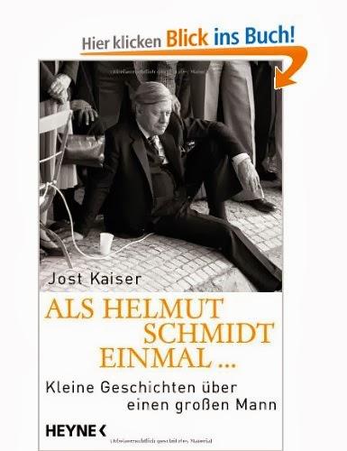 Als Helmut Schmidt einmal ...