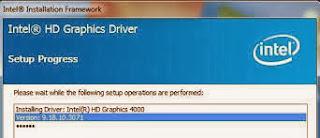 Intel ® HD Graphics 3000/2000