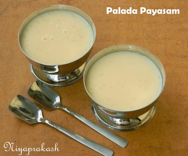 Niya's World: Palada Payasam