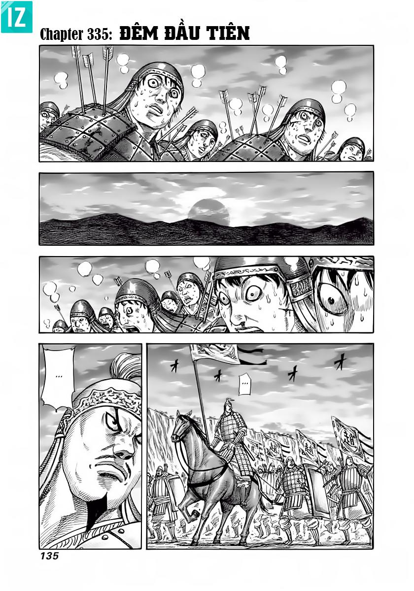 Kingdom – Vương Giả Thiên Hạ (Tổng Hợp) chap 335 page 2 - IZTruyenTranh.com