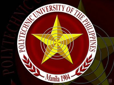 PUPCET post - logo of PUP