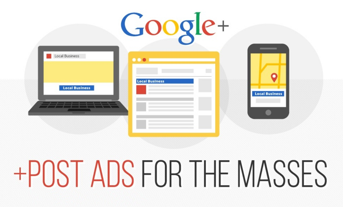 Google +Post Ads Tips: How To Become A #GooglePlus Advertising King - #infographic #socialmedia