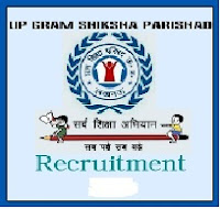 UP Gram shiksha parishad Recruitment 2015