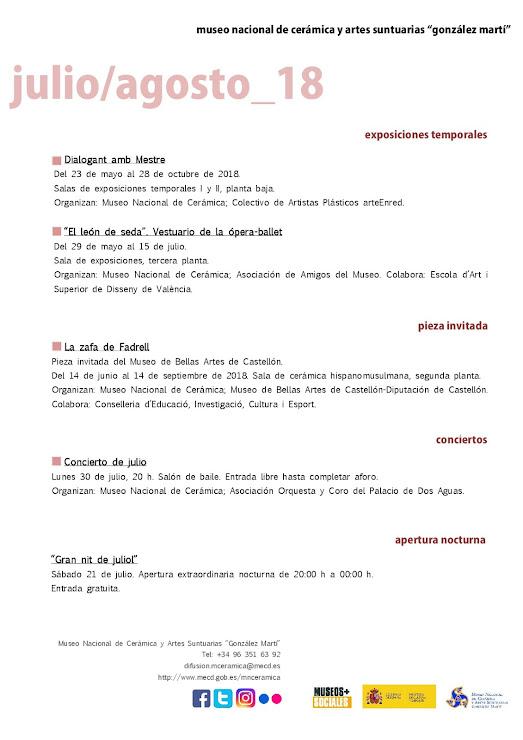 ACV 04, MUSEO GLEZ MARTÍ (01 al 31 de Julio de 2018)