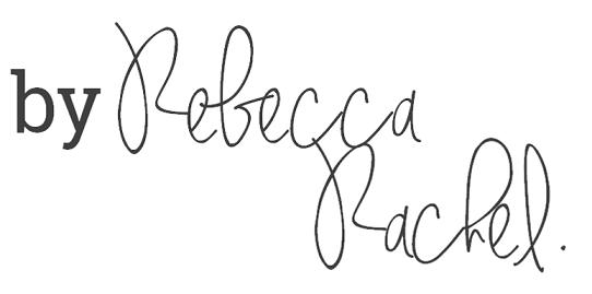 by Rebecca Rachel