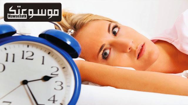 كيف تساعد نفسك على النوم