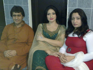 Pashto actress Khalida Yasmeen Picture