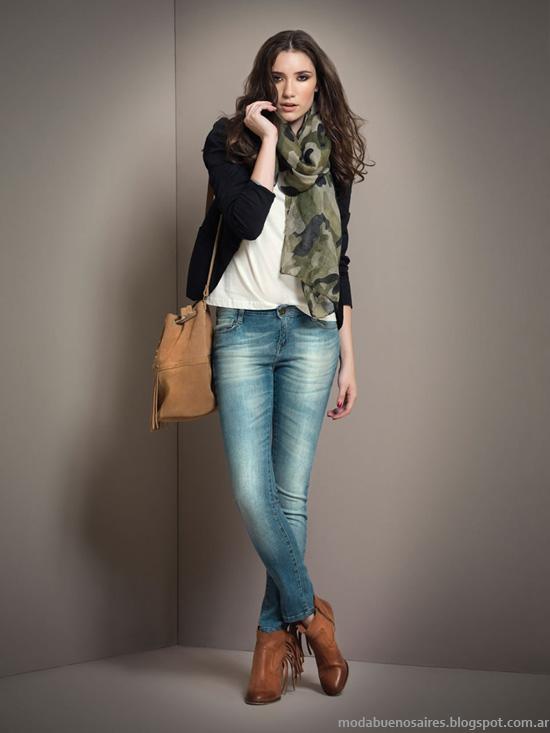 Koxis otoño invierno 2013 jeans