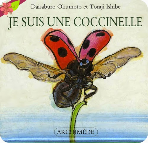 """Je suis une coccinelle"" de Daisaburo Okumoto et Toraji Ishibe"