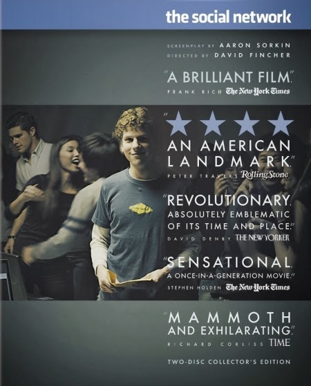 The Social Network 2010 720p BRRip 700mb YIFY