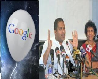 Sri Lanka takes stake in Google balloon Internet venture