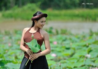 Thai nha van lo nhu hoa 018 Trọn bộ ảnh Thái Nhã Vân lộ nhũ hoa cực đẹp