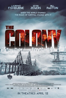 Primer tráiler y póster oficial de 'The Colony', de Jeff Renfroe, con Laurence Fishburne, Kevin Zegers y Bill Paxton, entre otros. Making Of
