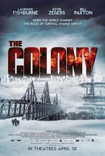 Primer tráiler y póster oficial de 'The Colony', de Jeff Renfroe, con Laurence Fishburne, Kevin Zegers y Bill Paxton, entre otros. Making Of
