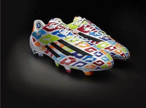 Adidas released special football boots birthday Lionel Messi