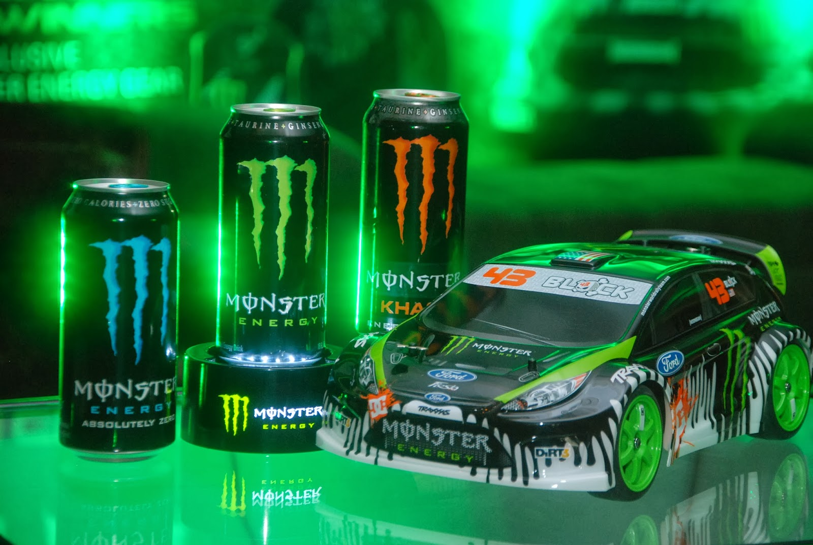 Monster Energy Drink Lets You Experience Japan With Professional