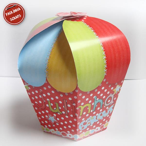 Festa da Julinha - Caixinha surpresa - Circo Box+04