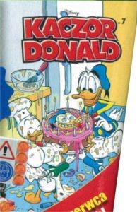 Następny numer <i>Kaczora Donalda</i>