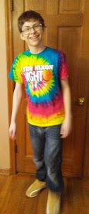 Woodjie, Age 13