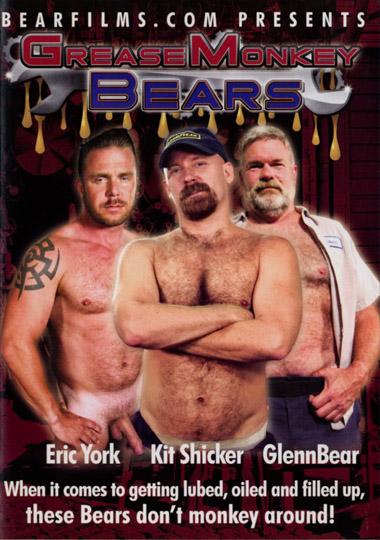 Anthony Kit Glennbear And Carter Grease Monkey Bears