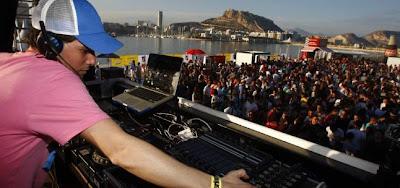 Spring Festival de Alicante: Quemando la pista de baile