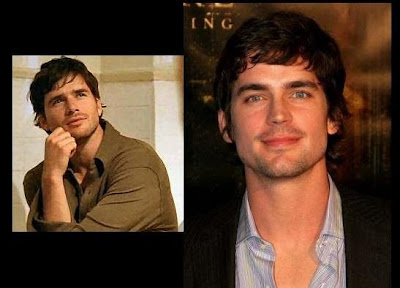 Matt Bomer and Matt Settle: The Matt Bots are takin' over the wooooorld!! LOL :)