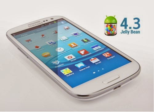 Aggiornamento alla versione Jelly Bean 4.3 con tante novità per il Samsung Galaxy S3