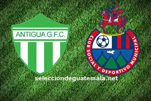 Jornada 2 liga nacional antigua gfc csd municipal a for Los rojos de municipal