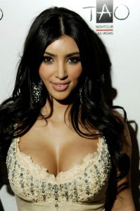 Kardashian Breast Implants on Chatter Busy  Does Kim Kardashian Have Breast Implants