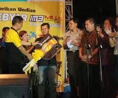 Pengundian Indosat Poin